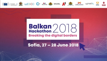 CODERS FROM 10 BALKAN COUNTRIES DEVELOPING THE FUTURE OF A CONNECTED EUROPE