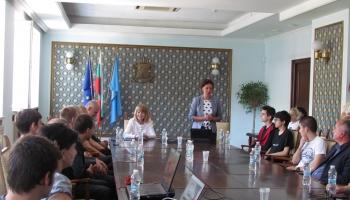 София подкрепя проектите на #BG10xEU Хакатон