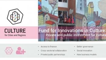 25 представители на европейски градове и региони ще се учат от опита на София в областта на публично – частните партньорства в културата
