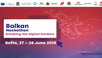 2018 BALKAN HACKATHON – BREAKING THE DIGITAL BORDERS