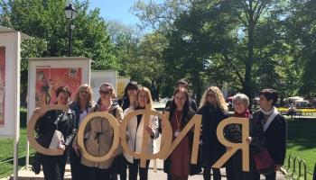 Положителни отзиви за София от работното посещение на 25 представители на европейски градове и региони