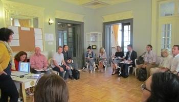 Партньори по проект ИноБридж оценяваха Софийския публично-частен фонд за иновации като инструмент на политиката в областта на НИРД и иновациите